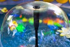 Kleine fontein Stock Fotografie