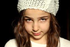 Kleine Frau Stockbilder