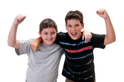 Kleine Freunde Lizenzfreies Stockbild