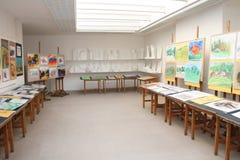 Kleine Galerie Lizenzfreies Stockfoto