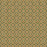 Kleine geometrische Musterfarbe Stockbild