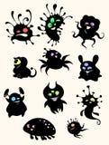 Kleine Geschöpfe Stockbilder