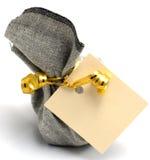 Kleine gift Royalty-vrije Stock Afbeelding