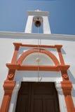 Kleine Griekse kapel Royalty-vrije Stock Afbeeldingen