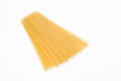 Kleine Gruppe Spaghettis Stockbild