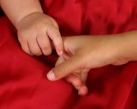 Kleine Handen Royalty-vrije Stock Fotografie