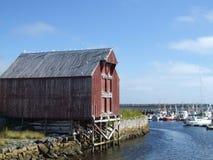 Kleine haven Stock Fotografie