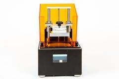 Kleine huis 3D printer Stock Fotografie
