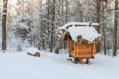 Kleine hut Royalty-vrije Stock Fotografie