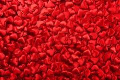 Kleine Innere des Valentinsgrußes Stockfoto