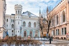 Kleine Innung Hall von Riga Lizenzfreies Stockbild