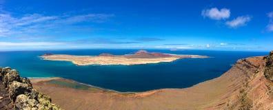 Kleine Insel Stockfoto