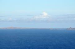 Kleine Insel von Djeu Lizenzfreie Stockfotos