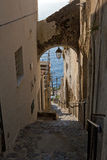 Kleine Italiaanse kuststad 2 Royalty-vrije Stock Foto's