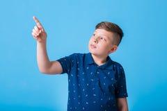 Kleine jongen Royalty-vrije Stock Afbeelding