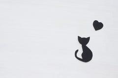 Kleine Katze Lizenzfreies Stockbild