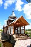 Kleine kerk Royalty-vrije Stock Afbeeldingen