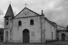 Kleine kerk Royalty-vrije Stock Fotografie
