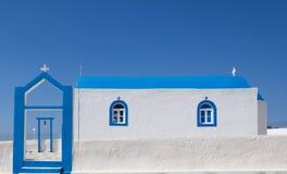 Kleine kerk Stock Afbeelding