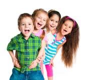 Kleine Kinder Lizenzfreie Stockbilder