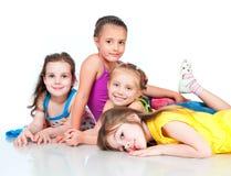 Kleine Kinder lizenzfreie stockfotografie