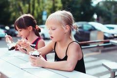 Kleine kinderen Royalty-vrije Stock Afbeeldingen