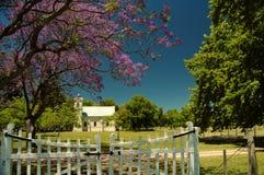 Kleine Kirche Stockfoto