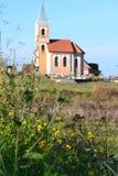Kleine Kirche Stockfotografie