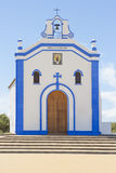 Kleine Kirche in Ayamonte, Huelva spanien Stockbilder