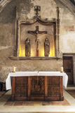 Kleine Kirche der Kapelle Stockfotos
