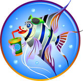 Kleine kleine Fische Lizenzfreies Stockfoto