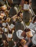 Kleine klokken Royalty-vrije Stock Foto's