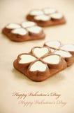 Kleine koekjes Stock Afbeeldingen