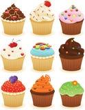 Kleine Kuchen!! Lizenzfreies Stockbild