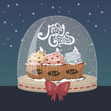Kleine Kuchen Lizenzfreies Stockfoto