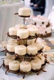 Kleine Kuchen Stockfotos