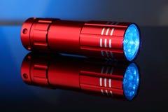 Kleine Lampe der Tasche LED Lizenzfreie Stockbilder