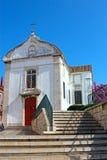 Kleine landelijke kerk Royalty-vrije Stock Foto