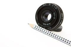 Kleine lens Royalty-vrije Stock Fotografie