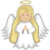 Kleine Leuke Engelen Stock Afbeelding