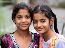Kleine Mädchen Lizenzfreies Stockfoto