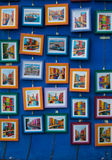Kleine Malereien von Venedig Lizenzfreie Stockbilder