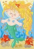 Kleine Meerjungfrau Stockfotos