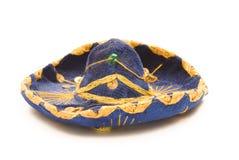 Kleine Mexicaanse Sombrero royalty-vrije stock afbeelding