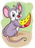 Kleine muizen Stock Afbeeldingen