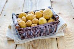 Nieuwe aardappels Royalty-vrije Stock Foto's