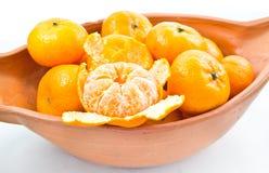 Kleine Orangen Stockbild