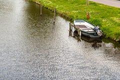 Kleine oude boot Royalty-vrije Stock Fotografie
