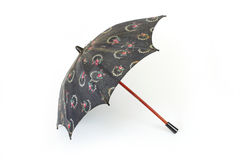 Kleine oude paraplu Royalty-vrije Stock Foto