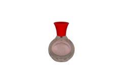 Kleine parfumfles Royalty-vrije Stock Foto